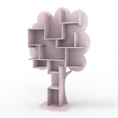 Bibliotheque-enfant-arbre-rose-hiver