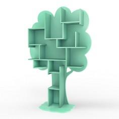 Bibliotheque-enfant-arbre-vert-leger