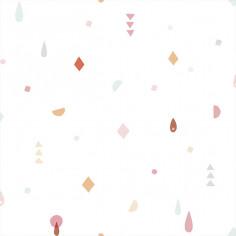 Papier Peint Motif Mini Geo