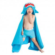 Cape de bain requin