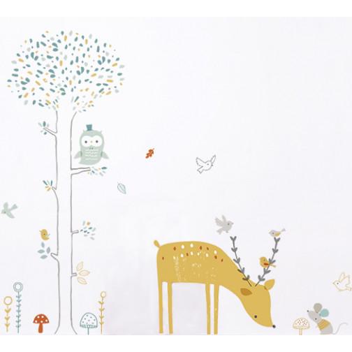 Pack Stickers Animaux de la Forêt