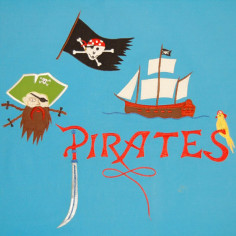 broderie pirate