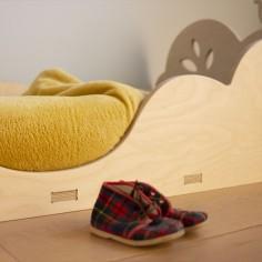 lit au sol bébé