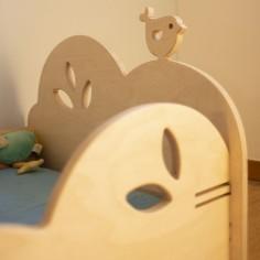 déco lit Montessori