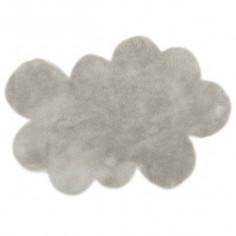 Tapis enfant Nuage gris clair
