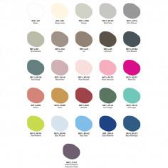 Banc montessori couleur