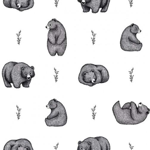 Papier Peint Enfant ours