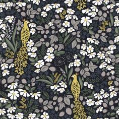 Papier Peint chambre bebe fleur