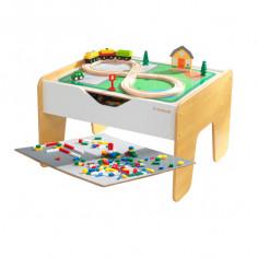 table de jeu 2 en 1