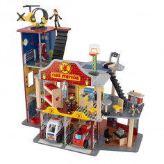 Caserne de pompier KidKraft