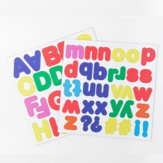 Magnets Alphabet Multicolores