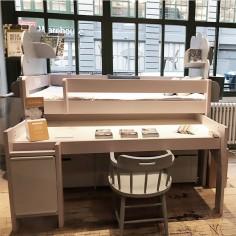 Lit combiné bureau