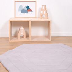 tapis-hexagone-chambre-enfant