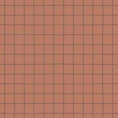 Papier Peint a carreau TERRACOTTA