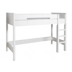 Lit Mezzanine 90x200 Seppe Blanc