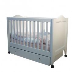 Lit bébé Tilleul Lisb 60x120 cm