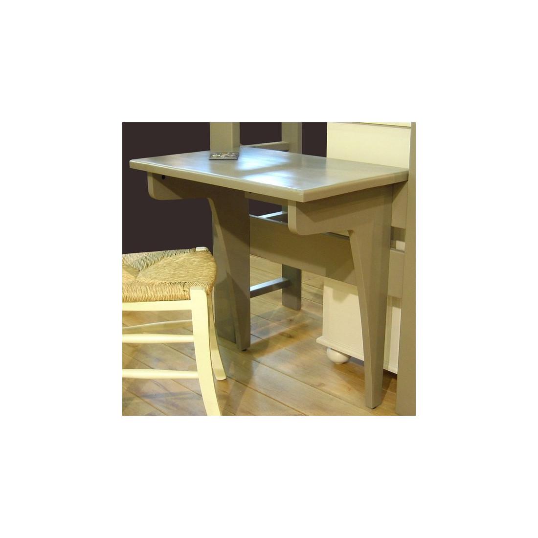 bureau pour lit sur lev x x ma chambramoi. Black Bedroom Furniture Sets. Home Design Ideas