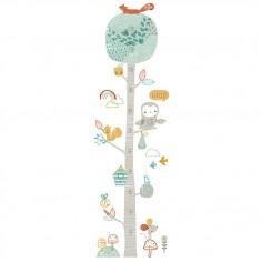 Toise sticker arbre et oiseaux lilipinso