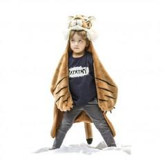 Déguisement enfant Tigre peluche Bibib