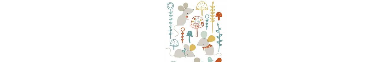 Chambre enfant ferme : les animaux de la ferme en déco de chambre bébé