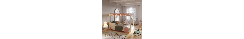 Chambre enfant voiture : décoration voiture pour chambre garçon