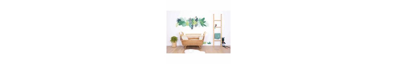 Chambre enfant Tropical : un thème exotique