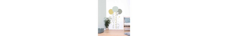 Tuto Toise Chambre Enfant : Toise enfant nos toises pour décorer la chambre d