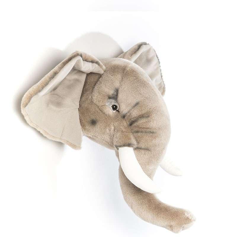 trophee peluche elephant